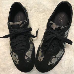✨Coach Signature✨ Women's Tennis Shoes (8 M)